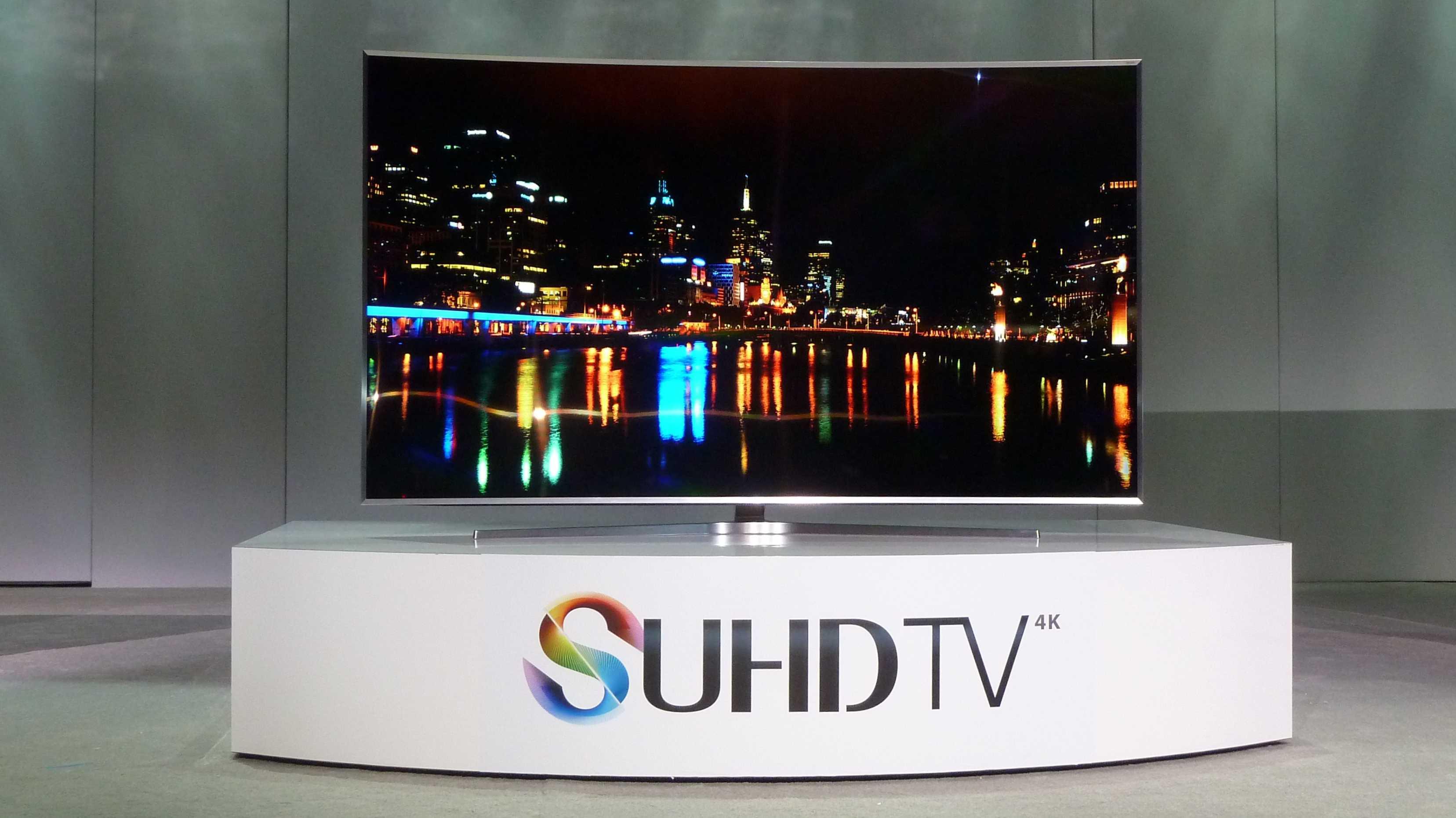Samsung SUHD-TVs: Farbstarke LC-Displays mit Cadmium-freien Quantenpunkten