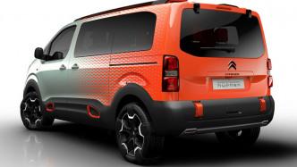 Citroën Space Tourer Hyphen Concept