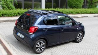 Citroën C1 Test