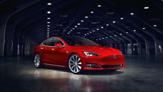 Tesla Motors Model S Modellpflege