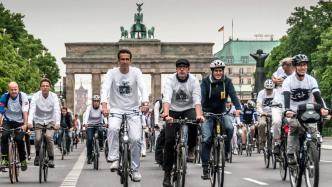 Fahrrad-Gipfel Berlin: mehr Geld für Radverkehr