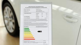 Neue Basispreise für das Pkw-Label