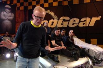 Chris Evans Top Gear