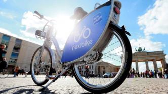 Fahrrad-Leihsystem von Nextbike in Berlin