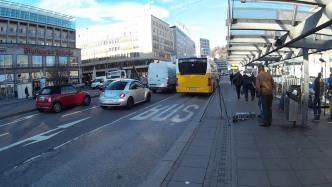 Messung der Luftqualität in Stuttgart