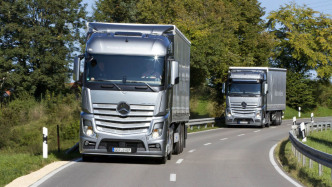 Daimler: Über eine Milliarde Buße nach Lkw-Kartell