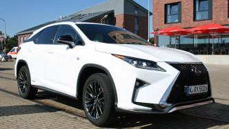 Lexus, alternative Antriebe, Hybridantrieb