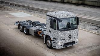 Daimler glaubt an Elektronutzfahrzeuge im Stadtverkehr