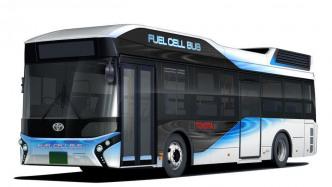Toyota beginnt Verkauf von Brennstoffzellen-Bussen