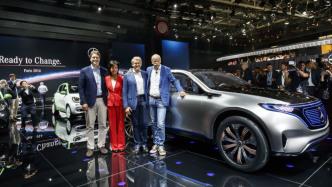 Daimler will neues Elektroauto in Bremen bauen