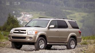 Toyota USA hat ein 3,4 Mrd USD teures Rostproblem