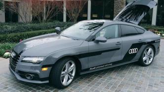 Audi beginnt mit C2X bei Ampelsystemen in USA