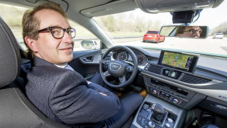 Bayern: Orientierung für selbstfahrende Autos