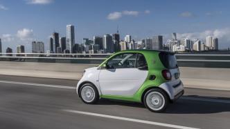 Daimler: Nur noch elektrische Smart nach Nordamerika