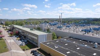 Opel-Werk in Kaiserslautern