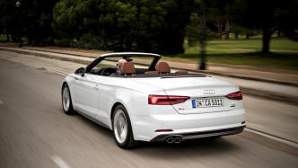 Fahrbericht Audi A5 Cabrio