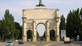 München Siegestor