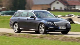 Test: Mercedes E 200 T-Modell