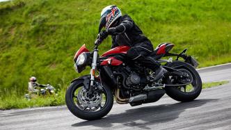 Fahrbericht Triumph Street Triple S / R / RS