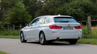Test BMW 520d