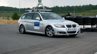 Bosch: Robo-Taxis sollen schon 2018 auf die Straße