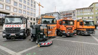 Stuttgart will Feinstaubnasssauger weiter testen