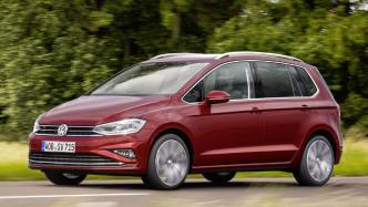 VW Golf Sportsvan Facelift