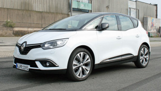 Renault Scenic dCi 110 Hybrid Assist