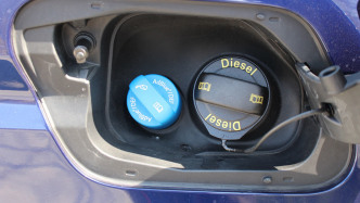 VW Touran Tankverschlüsse