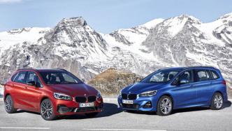 BMW 2er Active Tourer und Gran Tourer