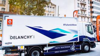 Elektro-Truck Renault