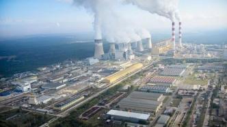 Braunkohlekraftwerk Belchatow