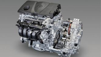 Hybridantrieb von Toyota