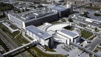 Opel-Entwicklungszentrum Rüsselsheim
