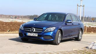 Mercedes S205