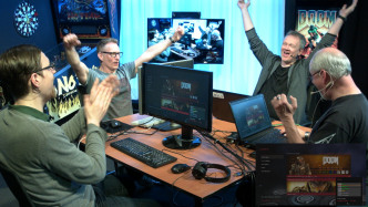 """c't zockt: Team-Deathmatch in der """"Doom Open Beta"""""""