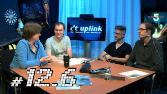 c't uplink 12.6: Mit Technik Zeit sparen, Erpressungstrojaner auf dem Smartphone, AMD Radeon RX 480