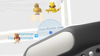 Pokémon Go Plus selbst gebastelt