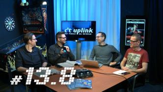 c't uplink 13.8: