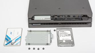 PS4 Pro: Festplattentausch in wenigen Schritten