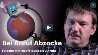 Nachgehakt: Microsoft Fake-Anrufe