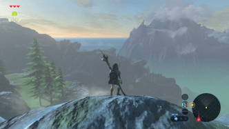 Launchtitel von Nintendos Switch: The Legend of Zelda: Breath of the Wild im Test