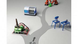 nachgehakt: Industrie 4.0 schweißt Unternehmensbereiche zusammen