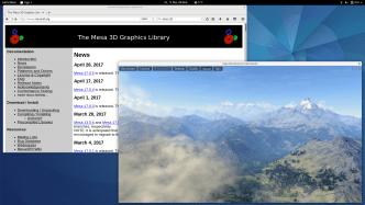 Mesa 17.1: Neue Grafiktreibersammlung steigert 3D-Performance von Linux