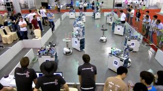 Meisterschaft der Machinen: Die Industrial Logistic League