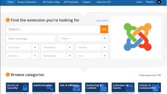 Joomla Extensions Directory