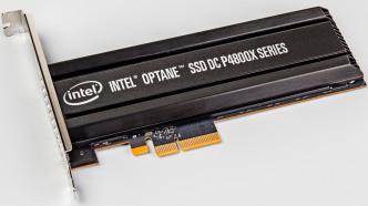 Optane-SSD für Server