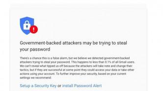 USA: Google warnt Professoren und Journalisten vor Angriffen auf Accounts
