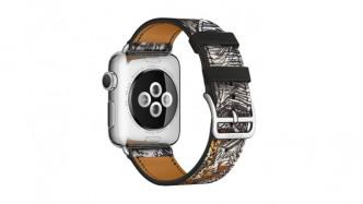 Nobeluhr: Neues Apple-Watch-Armband von Hermès
