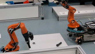 European Robotics League: Ermutigender Start einer neuen Wettkampfszene